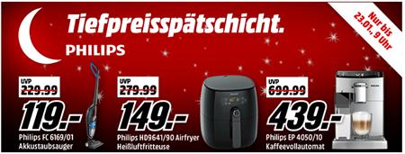 Bild zu MediaMarkt Tiefpreisspätschicht mit Philips
