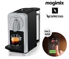 Bild zu Nespresso Prodigio Kapselmaschine mit App-Steuerung für 93,95€