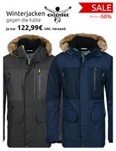 Bild zu Chiemsee Herren Winterparka Bernie für je 122,99€