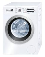 Bild zu BOSCH WAY2854A Waschmaschine (8 kg, 1400 U/Min, A+++) für 589€
