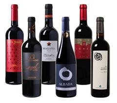 Bild zu Weinvorteil: Robert Parker Weinpaket für 45€