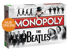 Monopoly   The Beatles kaufen   SATURN