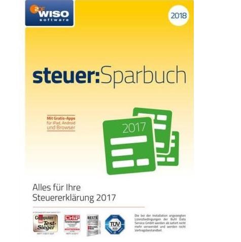 Bild zu Buhl WISO steuer:Sparbuch 2018 (inklusive Steuerratgeber) für 19,99€