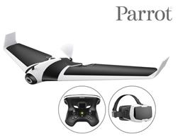 Bild zu Parrot Disco FPV Drohne + SkyController 2 + VR-Brille für 303€