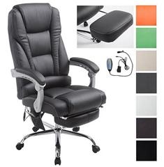 Bild zu CLP Bürostuhl PACIFIC mit Massage-Funktion (max. Belastbarkeit 150kg) für 149,99€