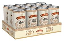 Bild zu [Preis gesenkt] 12er Pack Baileys Iced Coffee Latte (4% vol.) für 17,98€