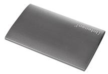 Bild zu Intenso Premium Edition Portable 512GB Externe SSD Festplatte (USB 3.0, Aluminium) für 130,89€