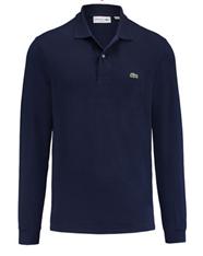 Bild zu Lacoste Herren Poloshirt Langarm für je 44,91€ zzgl. eventuell 3,95€ Versand