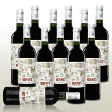 Bild zu 12 Flaschen Nembus Tinto (Rotwein trocken) für 35,90€