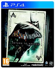 Bild zu Batman: Return to Arkham (PS4) für 15,99€ (Vergleich: 20,94€)