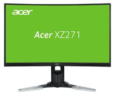 Bild zu ACER Predator XB271HU (27 Zoll) Monitor (HDMI + DisplayPort, USB3.0 Hub, 4ms Reaktionszeit) für 549€ (Vergleich: 738,13€)