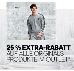 Bild zu adidas: 25% Extra Rabatt auf alle bereits reduzierte Originals Produkte