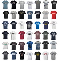 Bild zu verschiedene Jack & Jones Herren T-Shirts für je 10,99€