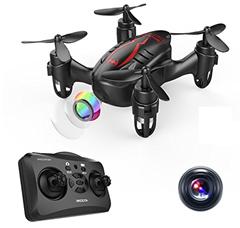 Bild zu DROCON HACKER Drone– Ferngesteuerte Micro Mini Drohne Quadrocopter mit 720P HD Kamera für 25,99€