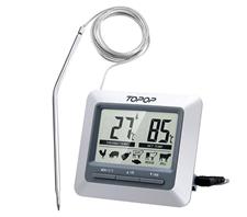 Bild zu Topop Fleischthermometer / Grillthermometer für 8,99€