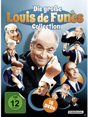 Louis-de-Funes-Collection---(DVD)