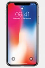 o2 Free L mit iPhone X