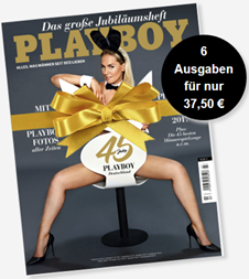 PLAYBOY   Angebot