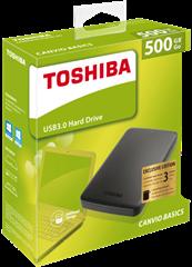 TOSHIBA-500-GB-Canvio-Basics--Externe-Festplatte--2.5-Zoll
