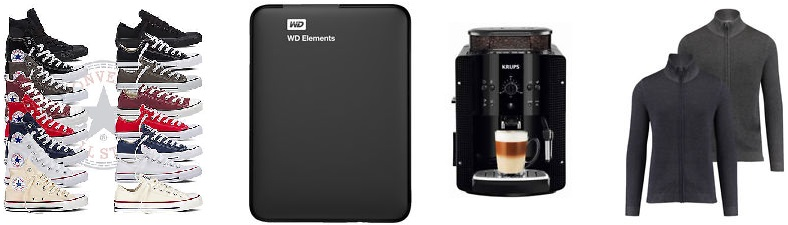 Bild zu Die restlichen eBay WOW Angebote, z.B. Hisense Kühl-/Gefrierkombination RB400N4BC3 für 459€