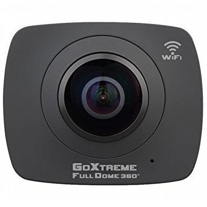 Bild zu 360 Grad Cam GoXtrem Dome 360 + VR Headset für 66€