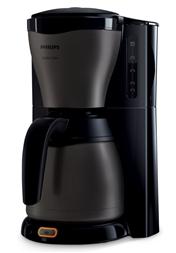 Bild zu PHILIPS Café Gaia HD7547/80 Kaffeemaschine mit Thermo-Kanne für 33,29€ (Vergleich: 76,99€)