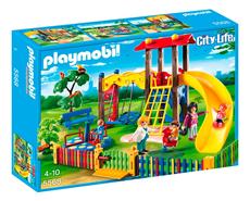 Bild zu PLAYMOBIL 5568 Kinderspielplatz für 17,94€