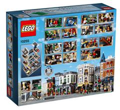 Bild zu LEGO Creator Stadtleben 10255 ab 188,99€