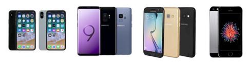 Bild zu eBay WOW: verschiedene Smartphones zum Bestpreis dank Gutschein, z.B. iPhone X (64GB) für 869€