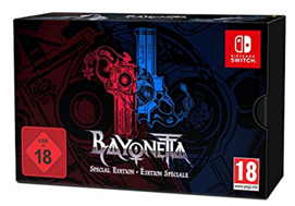 Bild zu Amazon.fr: Bayonetta 2 Special Edition [Nintendo Switch] für 61,52€