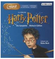 Bild zu Harry Potter (Gesamtausgabe) – Ungekürzte Lesung – für 45,04€