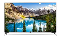 Bild zu LG 55UJ6519 (55 Zoll) Fernseher (Ultra HD, Triple Tuner, Smart TV, Active HDR) [EEK: A+] für 609,99€