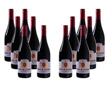 Bild zu Weinvorteil: 12 Flaschen Comte de Caransac – Cuvée Réserve – Sud de France für 29,99€