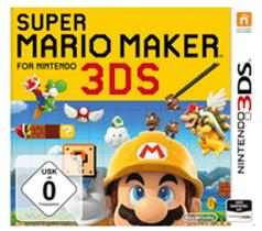 Bild zu Super Mario Maker for Nintendo 3DS für 12,99€ (nur Abholung im Markt)