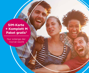 Bild zu Lebara: kostenlose Prepaid-SIM-Karte im Telekom-Netz inkl. All-Net Flat + 3GB Datenflat + 250 Freiminuten in 50 Länder im ersten Monat