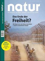 """Bild zu [Top] Jahresabo (12 Ausgaben) der Zeitschrift """"Natur"""" ab 72,35€ + bis zu 75€ als Prämie"""