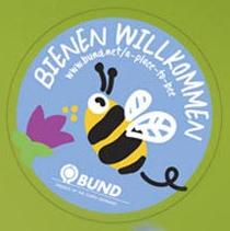 Bild zu Kostenlose Bienenoase vom BUND