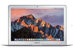 Bild zu Preisfehler? Apple MacBook Air 13.3″ 2017 1,8 Ghz 256 GB SSD 8 GB RAM silber für 889€