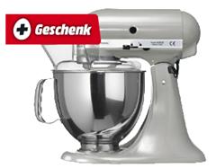 KITCHENAID Küchenmaschine 5KSM150PSEMC Artisan   MediaMarkt
