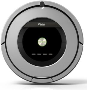b ware staubsaugroboter irobot roomba 886 f r 349. Black Bedroom Furniture Sets. Home Design Ideas