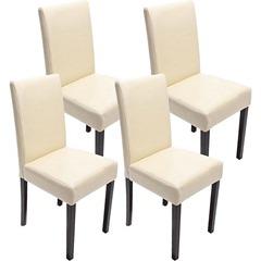 Bild zu Plus: 4x Esszimmerstuhl Stuhl Lehnstuhl Littau für 109,99€ inkl. Versand (Vergleich: 133,89€)