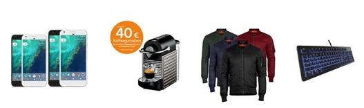Bild zu Die restlichen eBay WOW Angebote, z.B. NINETEC 15000mAh PowerBank  für 19,99€