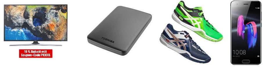 Bild zu Die restlichen eBay WOW Angebote, z.B. 15,6 Zoll Notebook Asus GL553VD-FY073T für 899€