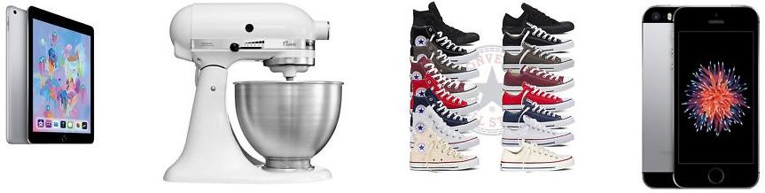 Bild zu Die restlichen eBay WOW Angebote, z.B. [B-Ware] KitchenAid Classic 5K45SSEWH Küchenmaschine für 224,10€