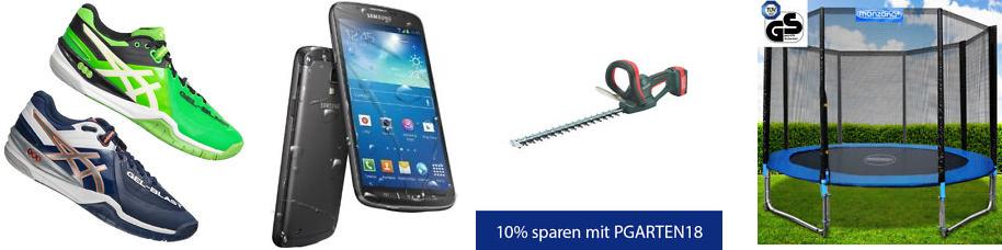 Bild zu Die restlichen eBay WOW Angebote, z.B. [B-Ware] Samsung Galaxy S4 Active (16 GB) für 79,90€