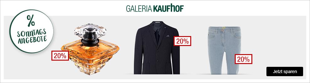 Bild zu Galeria Kaufhof Sonntagsangebote, z.B. 20% Rabatt auf Spiele und Puzzles der Marke Ravensburger