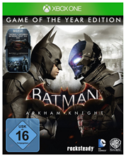 Bild zu Batman: Arkham Knight Game of the Year Edition (Xbox One) für 14,90€