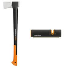 Bild zu Fiskars Spaltaxt X25-XL inkl. Axtschärfer Xsharp ab 46,74€