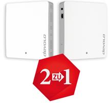 Bild zu [Top] 2 x devolo WiFi pro 1750i Hochleistungs-Access Points für 179€ (Vergleich: 358€)