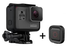 Bild zu GoPro Hero5 Black Actioncam inkl. GoPro Remo für 277€